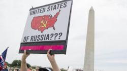 Χιλιάδες διαδηλωτές κατά του Τραμπ ζητούν να μάθουν την αλήθεια για τις σχέσεις με τη