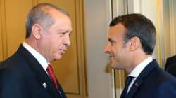 Τηλεφωνική επικοινωνία Μακρόν με Ερντογάν για την άμεση απελευθέρωση Γάλλου