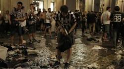 Εκατοντάδες φίλαθλοι της Γιουβέντους ποδοπατήθηκαν σε κεντρική πλατεία του