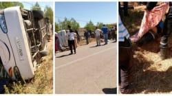 12 morts et 39 blessés dans un accident d'autocar près de