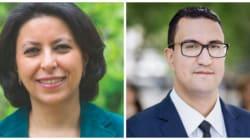 Elections législatives françaises: Leila Aïchi et M'jid El Guerrab en tête pour la 9e