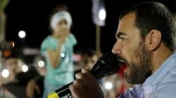 Nasser Zefzafi en détention provisoire à