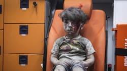 Ο πατέρας του μικρού Ομράν εξήρε τις δυνάμεις του Άσαντ σε μια «περίεργη»