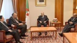 Tebboune reçoit les ministres égyptien et tunisien des Affaires