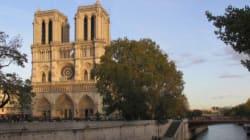 Paris: Un policier attaqué au marteau sur le parvis de Notre-Dame, l'assaillant