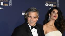 Γέννησε η Αmal Clooney. Ella και Alexander τα ονόματα των