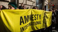 Τη σύλληψη του προέδρου του τουρκικού τμήματός της καταγγέλει η Διεθνής