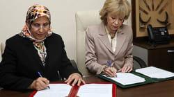 Une convention pour mieux intégrer les femmes en situation