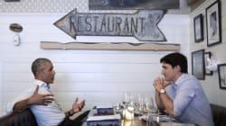 Une sortie avec Barack Obama (et Justin Trudeau) à Montréal, ça ressemble à ça...