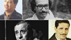 Dahmane El Harrachi, Cheb Hasni, Rouiched, Boudjedra ... des artistes et intellectuels