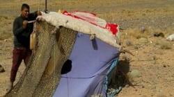 Réfugiés syriens bloqués à Figuig: