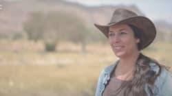 Cette Tunisienne s'installe dans la réserve naturelle de Bouhedma et vous dévoile ses richesses