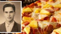 하와이안 피자 창시자가 향년 83세로