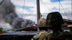 Αμερικανοί καταδρομείς βοηθούν τις Φιλιππίνες εναντίον των
