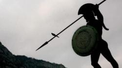 «Μολών Λαβέ»: Το πεδίο της Μάχης των Θερμοπυλών, όπως είναι
