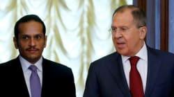 Λαβρόφ: Θα συνεχίσουμε τον διάλογο με το Κατάρ για όλα τα θέματα κοινού