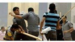 Kébili: 67 blessés dans des heurts entre deux