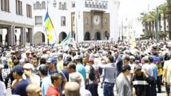 En soutien à Al Hoceima: Une marche nationale réunit 12.000 à 15.000 manifestants à