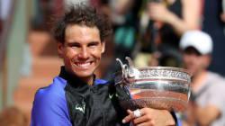 Roland-Garros: Rafael Nadal remporte son 10e