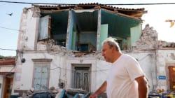 Μετασεισμοί, ισοπεδωμένα κτίρια, ερειπωμένα χωριά και αγωνία. Η επόμενη μέρα του μεγάλου σεισμού στη