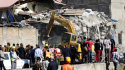 Κατάρρευση 7οροφου κτιρίου στο Ναϊρόμπι. Αναζητούνται άτομα στα