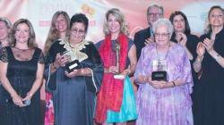 Distinguée à Monte-Carlo, Aïcha Ech-Chenna se dit touchée par la reconnaissance de son