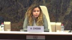 Qui est Aya Chebbi, la Tunisienne nominée pour être l'Envoyée du Secrétaire-Général de l'ONU pour la