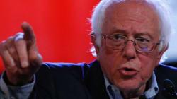 Bernie Sanders ne badine pas avec