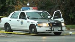 Fusillade près de Washington: des blessés, dont au moins un