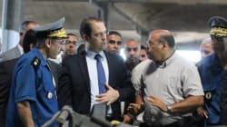 En visite surprise au port de Radès, Youssef Chahed appelle les douaniers à