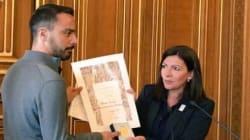 L'association Shams reçoit la grande médaille de la ville de Paris pour son action en faveur des droits