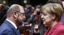 Soziale Medien und Propaganda-Algorithmen beeinflussen den Bundestagswahlkampf - Merkel und Schulz ringen im Internet um