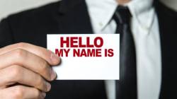 Οι δύο μικρές αλλαγές στο όνομά σας που μπορούν να απογειώσουν το βιογραφικό