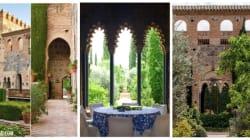C'est dans le sublime Palacio de Galiana que le mariage d'Antoine Griezmann et Erika Choperena a eu