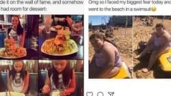 Αν συγκρίνετε αυτές τις δύο φωτογραφίες θα καταλάβετε τον κοινωνικό ρατσισμό που αντιμετωπίζουν οι