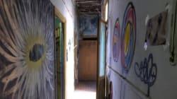 Tunisie: Découvrez cet appartement colonial transformé en galerie de street