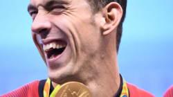 Le champion américain Michael Phelps va nager contre un