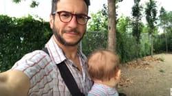 한 아빠가 밝힌 '아기띠'의 치명적인
