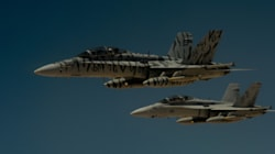 Συρία: Κατάρριψη συριακού αεροσκάφος από αμερικανικό μαχητικό και ιρανική πυραυλική επίθεση κατά