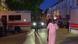 VIDÉO - Attaque devant une mosquée de Londres : les témoins