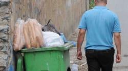 Alger: plus de 90 tonnes de pains collectés depuis janvier