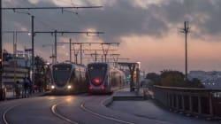 Le tramway de Rabat prolonge ses horaires pour la nuit du