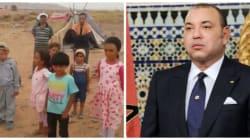 Réfugiés syriens: le roi donne ses instructions pour accueillir les familles coincées à la