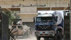 L'Egypte livre du fuel à Gaza éloignant pour un temps une crise
