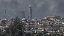 Irak: Daech détruit la mosquée Al-Nouri de la vieille ville de