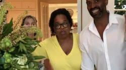 Quand Oprah Winfrey organise un festin