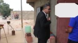 Quand le gouverneur de Gafsa découvre des agents publics vendant de l'essence en contrebande