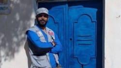 Ce Tunisien va faire le tour du monde à pieds pour
