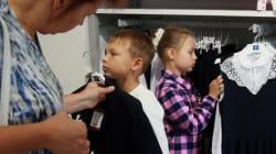Habits de l'Aid: Hausse des prix des vêtements pour enfants de 6 à 14% par rapport à l'année