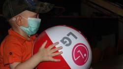 ''Cinema day by LG'', une journée caritative au profit des enfants cancéreux de l'hôpital